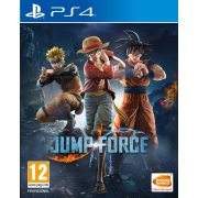 PS4 hra Jump Force