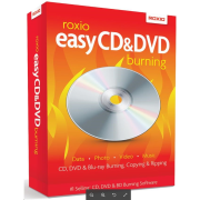 Easy CD & DVD Burning BOX - jazyk English