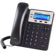 Grandstream GXP1620 [VoIP telefon - 2x SIP účet, HD audio, 3 program.tlačítka, switch 2xLAN 10