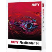 ABBYY FineReader 14 Standard / Upgrade / standalone / BOX