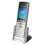 "Grandstream WP820 [Wi-Fi IP telefon, 2 linky, 2 SIP účty, 2.4"" TFT 240x320, bluetooth, 3.5mm jack,"