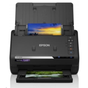 EPSON skenerFastFoto FF-680W, A4, 600x600dpi, 24 bits Color Depth, USB 3.0, Wireless LAN
