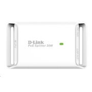 D-Link DPE-301GS 1-Port Gigabit 30W PoE Splitter