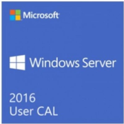 Dell 1-pack of Windows Server 2016 USER CALs  (Standard or Datacenter),CUS
