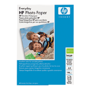 HP Professional Glossy Laser Photo Paper 200 gsm-100 sht/A4/210 x 297 mm,  200 g/m2, CG966A