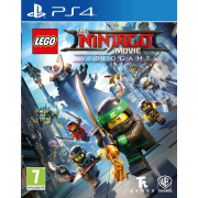 PS4 hra Lego Ninjago Movie Videogame
