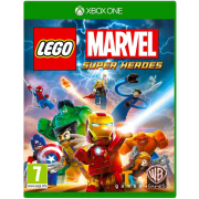 XBOX One hra LEGO MARVEL SUPER HEROES