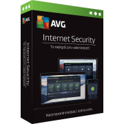 AVG Internet Security - Unlimited (24 měs.) SN Email ESD