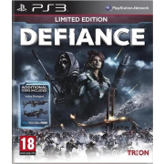 HR Playstation 3 -  Defiance Limited Edition