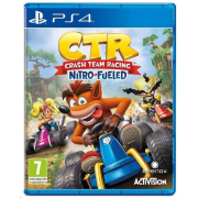 PS4 hra Crash Team Racing Nitro-Fueled