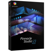 Pinnacle Studio 23 Plus ML EU, EN/CZ/DA/ES/FI/FR/IT/NL/PL/SV, BOX Windows