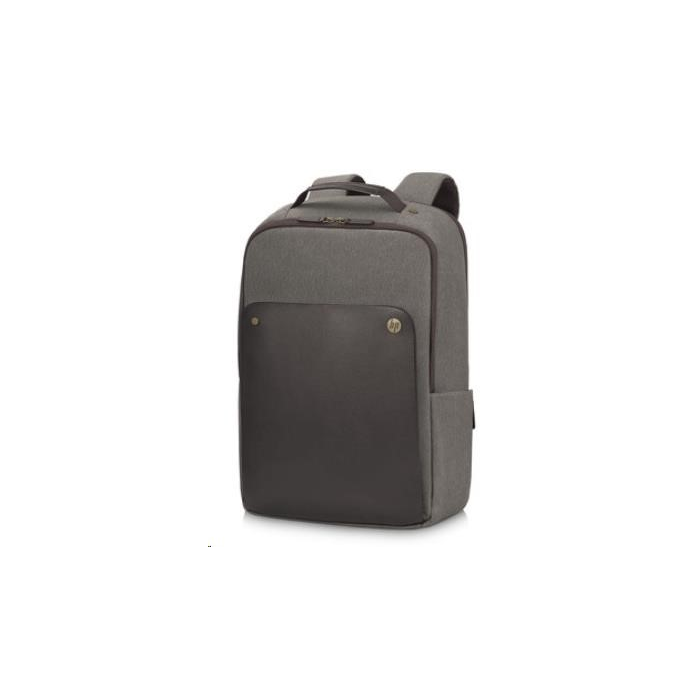 Bazar - HP Exec 15.6 Brown Backpack - rozbaleno