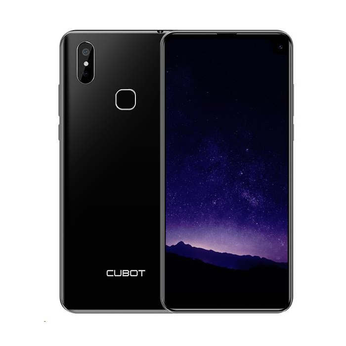 Cubot MAX 2, 4GB/64GB, Black