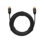 MANHATTAN Kabel HDMI Plenum-Rated Active Optical, 20m, černý
