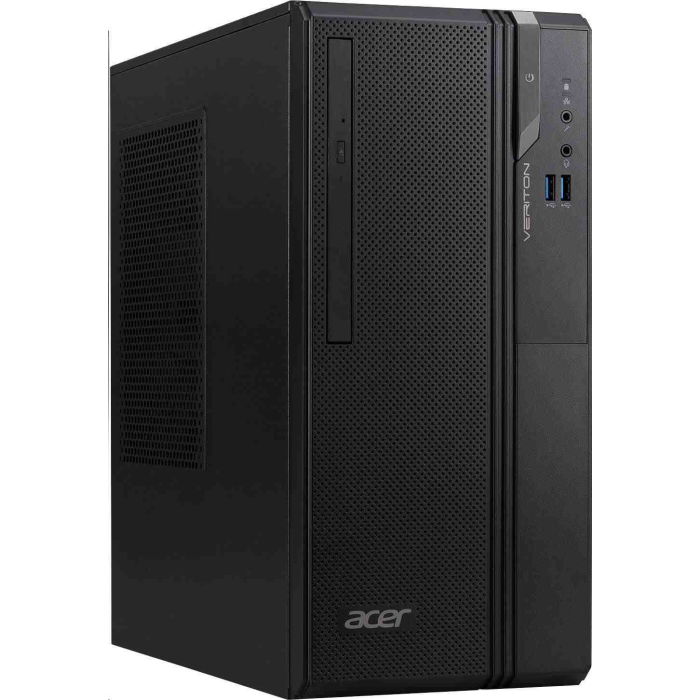 ACER PC Veriton ES2730G Intel Core i3-8100 CoffeLake,4GB DDR4 SDRAM,1TB HDD, UHD Graphics 630,Win 10