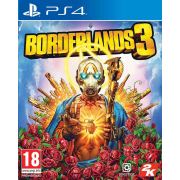 PS4 hra Borderlands 3