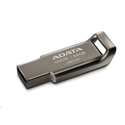 ADATA Flash Disk 64GB USB 3.1 DashDrive UV131, Chromium Grey, kovový