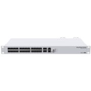 MikroTik Cloud Router Switch CRS326-24S+2Q+RM, 650MHz CPU, 64MB, 1x10/100, 24x10G, 2x40G, USB vč. L5