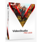 VideoStudio 2019 Pro ML EU EN/FR/IT/DE/NL - BOX
