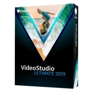 VideoStudio 2019 Ultimate ML EU EN/FR/IT/DE/NL - BOX