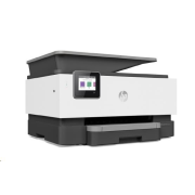 HP All-in-One Officejet Pro 9010 (A4, 22/18 ppm, USB 2.0, Ethernet, Wi-Fi, Print/Scan/Copy/FAX) -