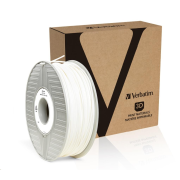 VERBATIM 3D Printer Filament ABS 2.85mm 1kg white