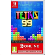SWITCH Tetris 99 + NSO