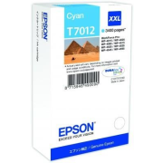 EPSON Ink bar WorkForce-4000/4500 - Cyan XXL - 3400str. (34,2 ml)