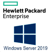 HPE Microsoft Windows Server 2019 Standard Edition Additional License 4 Core (En Cz Ger Sp Fr It)