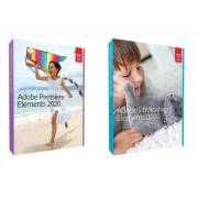 Photoshop/Premiere Elements 2020 CZ WIN STUDENT&TEACHER Edition, BOX