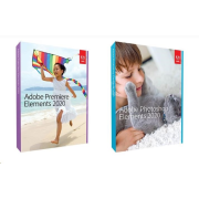 Photoshop/Premiere Elements 2020 ENG MP STUDENT&TEACHER Edition, BOX