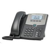 Cisco SPA514G-RF, VoIP telefon, 4line, 2x10/100/1000, displej, PoE, REFRESH