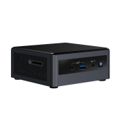 Intel NUC 10i3FNHFA2 - Barebone i3/4GB RAM/1TB HDD/Bluetooth 5.0/Win10Home/EU kabel - mini PC