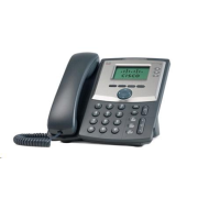 Cisco SPA303-G2-RF, VoIP telefon, 3line, 2x10/100, displej, PoE, REFRESH