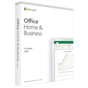 Microsoft Office Home and Business 2019 ENG (pro podnikatele)