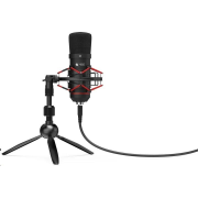 SPC Gear mikrofon SM900T Streaming microphone / USB / tripod / pop filtr