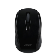ACER  Wireless Mouse G69 Black - RF2.4G, 1600 dpi, 95x58x35 mm, 10m dosah, 2x AAA, Win/Chrome/Mac,
