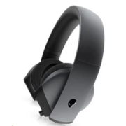 DELL Alienware 510H 7.1 Gaming Headset - AW510H  (Dark Side of the Moon)