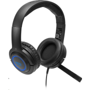 SPEED LINK Sluchátka XANTHOS Stereo Console Gaming USB Headset, PC/MAC/PS4/PS3/Xbox 360