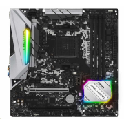 ASRock MB Sc AM4 B450M STEEL LEGEND, - AMD Promontory B450, 4xDDR4, HDMI