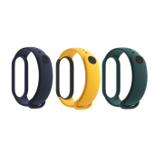 Mi Smart Band 5 Strap (Blue,Yellow,Green)