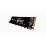 CORSAIR SSD 240GB Force MP510 (R:3100, W:1050 MB/s), M.2 2280 NVMe PCIe Gen 3.0 x4, černá