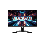 "BAZAR Gigabyte MT LCD - 27"" Gaming monitor G27QC, 2560x1440, 12M:1, 250cd/m2, 1ms, 2xHDMI 2.0, 1xDP"