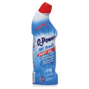 Čistiaci WC gél Q-Power fresh 750ml